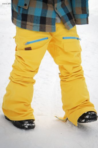 ROMP 270 ˚  Spin Pants - Yellow