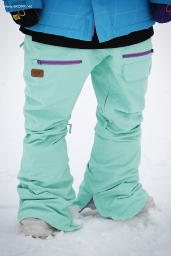 ROMP 270 ˚  Spin Pants Emerald