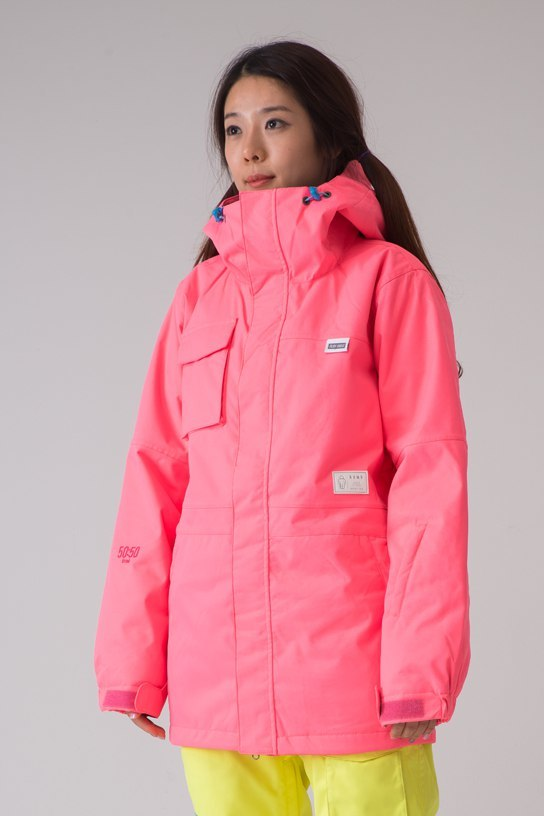 ROMP 50:50 Grind Classic Jacket (Pink)
